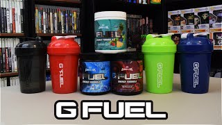 The Reason Why I Switched To G Fuel