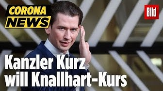 🔴 Das ist der knallharte Corona-Plan in Österreich | BILD Live vom 11.3.2020