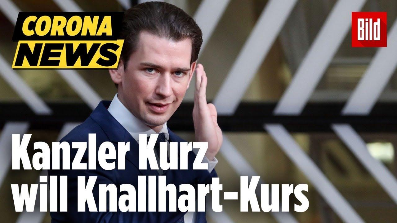 Das ist der knallharte Corona-Plan in Österreich