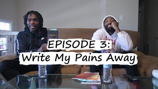 Vlog 3: Write My Pains Away #MTWHM #WMPA