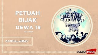 [3.82 MB] Dewa 19 - Petuah Bijak | Official Audio