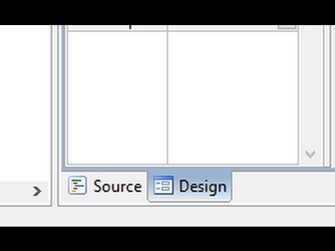 How to Open Java File in Design View in Eclipse IDE Swing/AWT/SWT Windows Builder