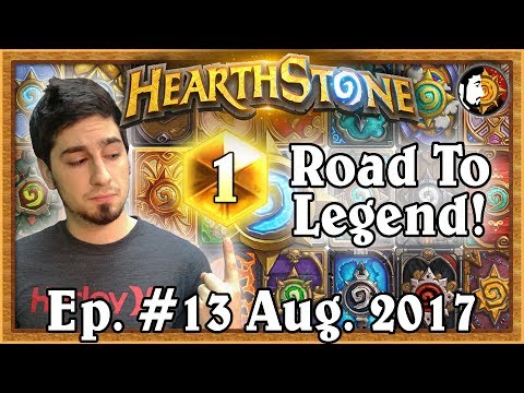 Hearthstone: Big Druid (Rank 5) [Aug '17]