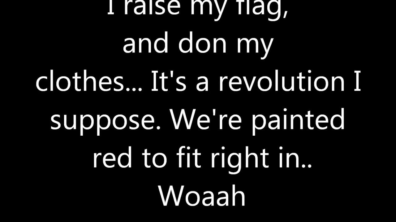 #Radioactive Imagine Dragons lyrics - YouTube
