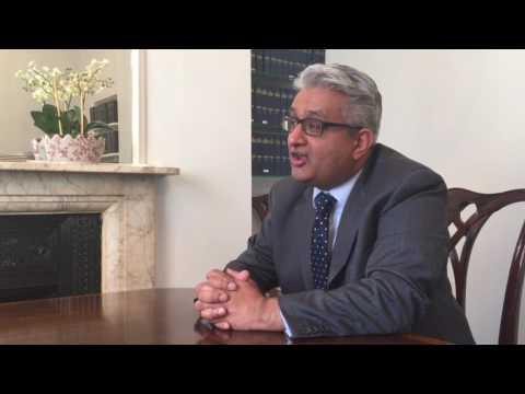 DDJ Pathak - why I became a judge