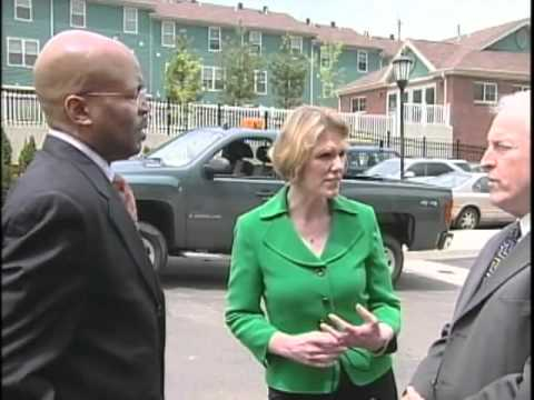 Cable 8 News Story - New York State Housing Tour
