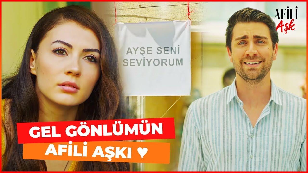 Kerem, Ayşe'ye AŞKINI İLAN ETTİ!  - Afili Aşk 8. Bölüm (FİNAL SAHNESİ)