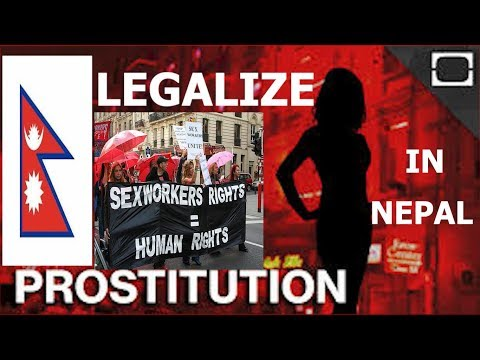 LEGALISE PROSTITUTION IN NEPAL
