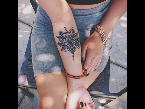 Lotus Flower Tattoo Designs Meanings Youtube