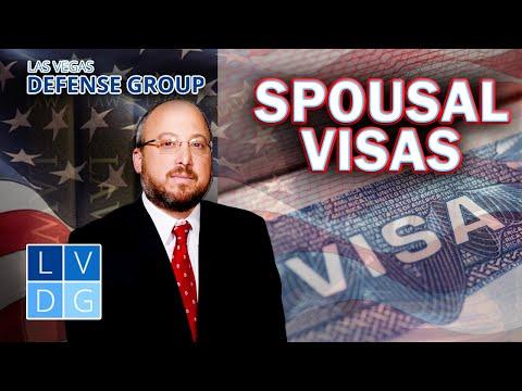 """How do I get a """"spousal visa""""? – Las Vegas immigration attorneys"""