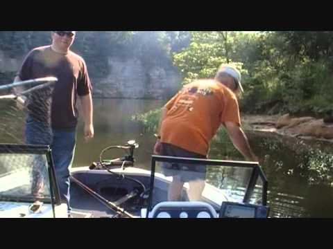 Bass fishing lake malone ky 6 6 11 youtube for How much is a fishing license in kentucky