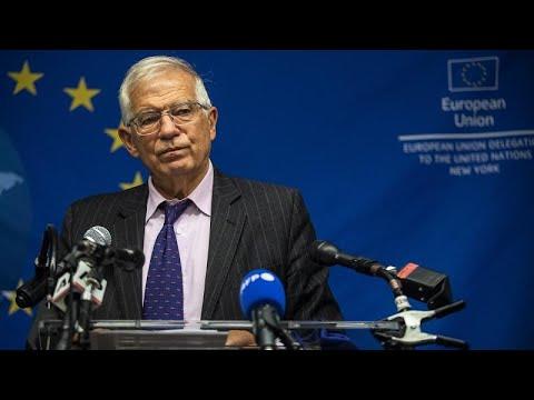 بوريل يؤكد تضامن دول الاتّحاد الأوروبي مع فرنسا في أزمتها مع الولايات المتّحدة…  - نشر قبل 2 ساعة