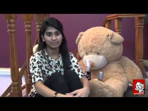 Singer Nithyashree | runner up of Indian Idol Junior 2015