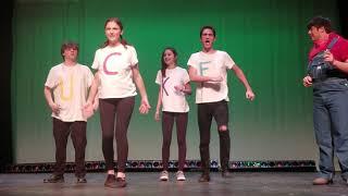 Jingleheimer Junction, College Pąrk High School Drama Class 2019