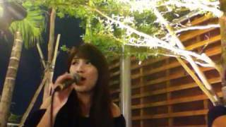 Bust your window live cover by Jenny Vie