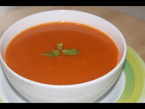 Tomato Soup - Indian Kitchen food