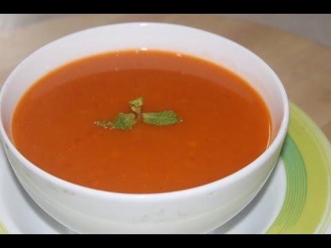 Tomato Soup - Indian Kitchen Food