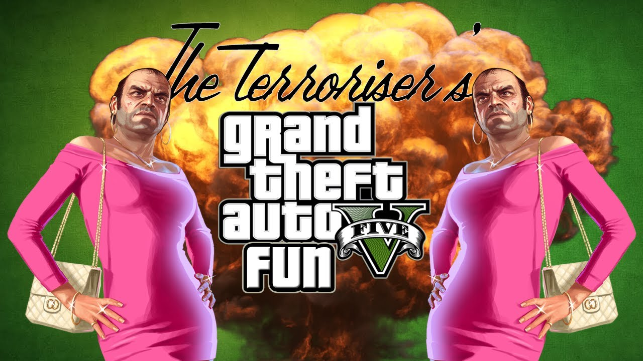 Grand Theft Auto 5 Funtage: Episode 4: Call of Duty ... H20 Delirious Fan Art