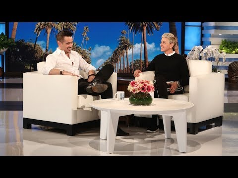 Colin Farrell Dishes on Rendezvous with Girlfriend