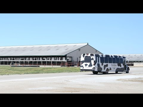 Dairy Farm uses Trident Technology for Nutrient Recovery from Dairy Manure