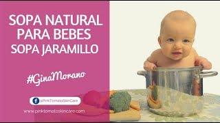 Sopa Natural Para Bebes (Sopa Jaramillo) Thumbnail
