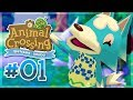 Let S Play Animal Crossing New Leaf Welcome Amiibo 1 A Brand New Town 3DS Capture Card mp3