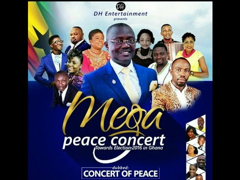 All Stars Peace Concert 2016.Concert of Peace