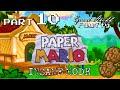 Puzzling Pyramids - Paper Mario Insane Mode Part 10 - Good Stuff Fluffy