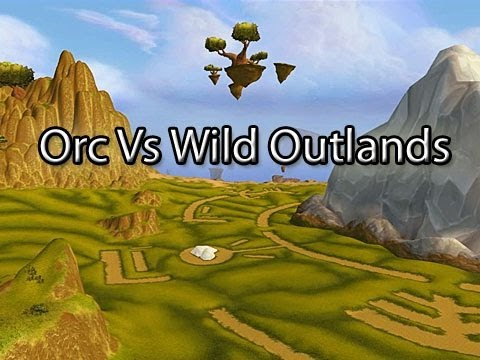 how to get to outlands wow wod