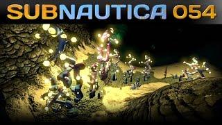 Subnautica [054] [Wunderschöne Unterwasserpflanzen] [Let's Play Gameplay Deutsch German] thumbnail
