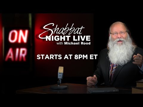 LIVE: Pentecost: The day the Church was born, or was it? - Shabbat Night Live