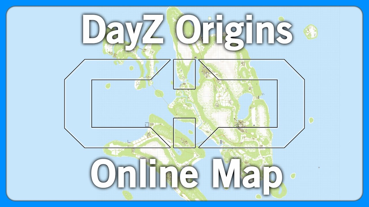 DayZ Origins Map - Weaponsmith, Electronic Circuits & More ...