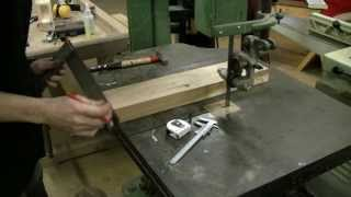 Woodworking - Making Bench Dogs