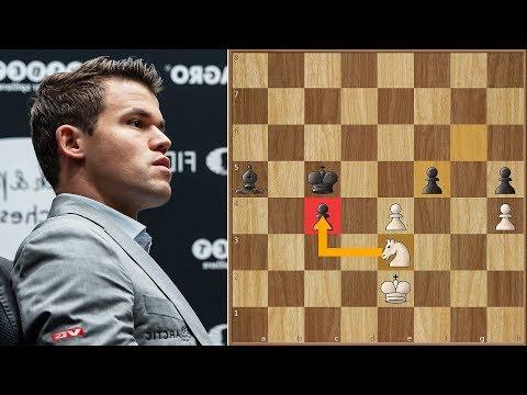Knights Bar | Caruana vs Carlsen 2018. | Game 3