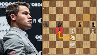 Knight's Bar | Caruana vs Carlsen 2018. | Game 3