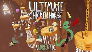 Ultimate Chicken Horse: A-cobra-tic Update Trailer
