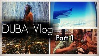 Dubai Vlog 2016!!  Part 1 | Dubai mall, Burj Khalifa
