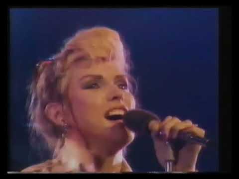 Blondie - Live! - Raro - VHS Rip (1983)