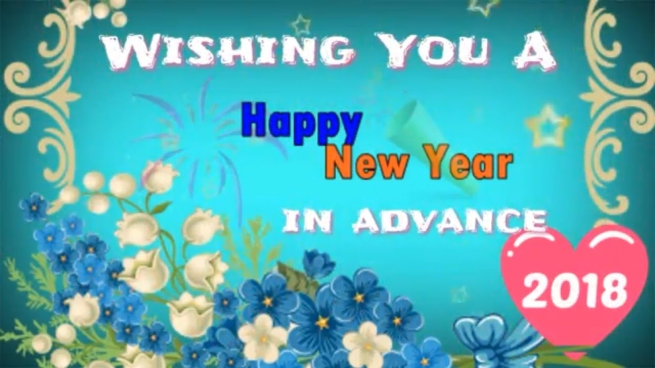 happy new year in advance whatsapp videobeautiful wisheslovely quotese cards