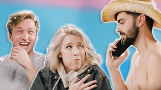 TRY NOT TO LAUGH CHALLENGE w/SMOSH - Behind the Scenes!
