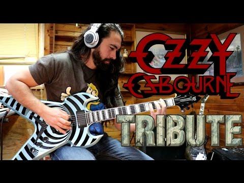 CRAZY TRAIN - Ozzy Osbourne - COVER TRIBUTE byWarleyson Almeida