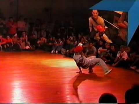 Mighty 4 San Diego & L.A. 2001 | www.bboyfed.com
