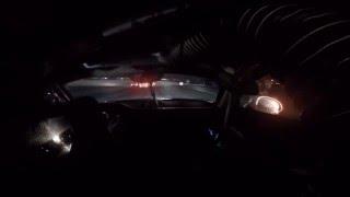 24h Dubai 2016 Night practice Onboard Kim André Hauschild, HRT Performance Porsche 991 GT3 Cup