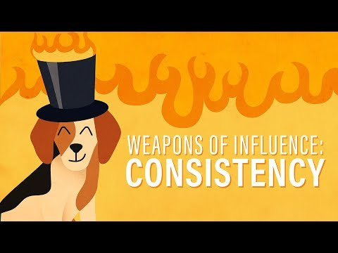 Weapons of Influence #2: Commitment and Consistency