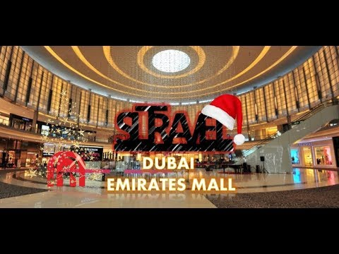 Emirates mall updated 2019 (New brand Cars are sick)