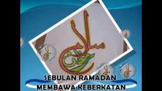 Ahlan wa Sahlan Ya Ramadan - SMK Kiaramas 1434H