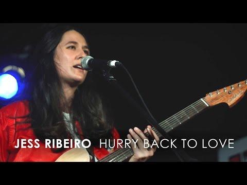 Jess Ribeiro - 'Hurry Back To Love' (Live at 3RRR)