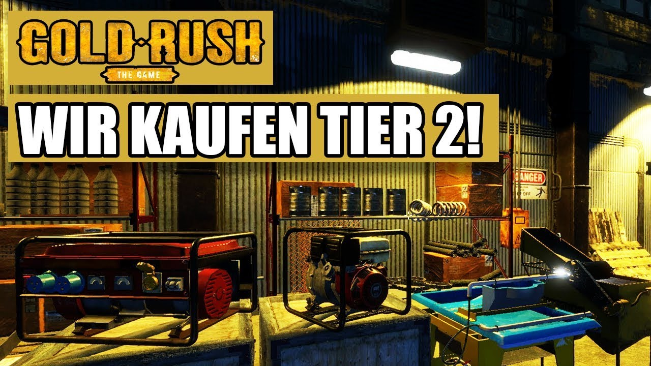 gold rush the game kaufen