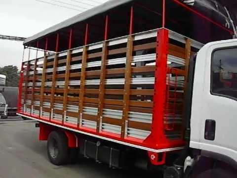 Carrocerias panamericana estaca estilo nuevo para turbo - Estacas de madera para cierres ...