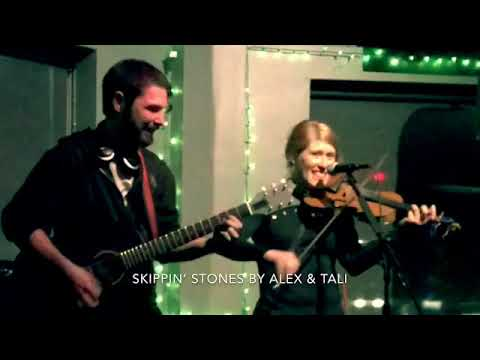 Skippin Stones live!